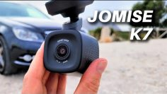 smartwatch review JOMISE K7 Dashcam Review