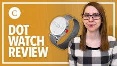 Bewertung der Dot Watch | Braille Smart Uhr