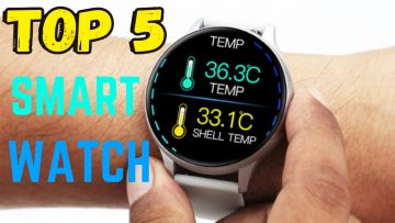 TOP 5 Best Smartwatch of 2021 on Aliexpress Best Products