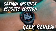 Garmin instinkt – Esports Edition | Every Gamer Should Have This Smartwatch!