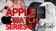 APPLE WATCH SERIE 6 (44 MM) UNBOXING & BEITRAG(SMART-WATCH )